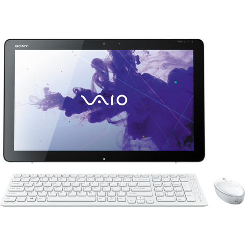 "Sony VAIO Tap 20 SVJ20217CXW 20"" All-in-One Desktop Computer (White)"