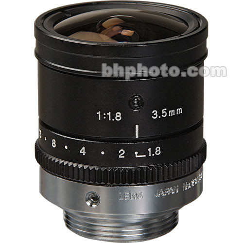 Sony VCL-03S12XM 3.5mm f/1.8 Industrial Lens
