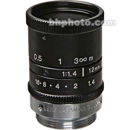 Sony VCL-12S12XM NF-Mount 12mm Lens for Sony Specialty Cameras