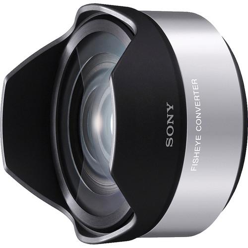Sony VCL-ECF1 E-Mount Fisheye Conversion Lens