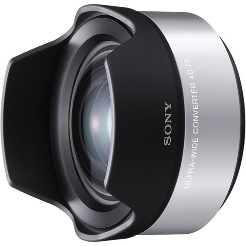 Sony VCL-ECU1 0.75x Wide Angle Conversion Lens