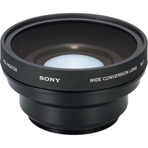 Sony VCL-HG0758 58mm 0.7x Hi-Grade Wide Lens
