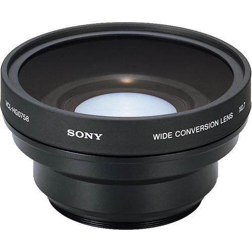 Sony VCL-HG0758 58mm 0.7x Hi-Grade Wide Lens