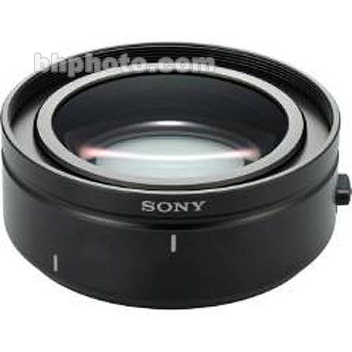 Sony VCLHG0862 0.8x Wide Angle Conversion Lens