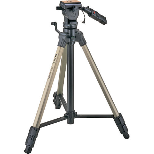 Sony VCT-870RM Tripod with Remote in Grip