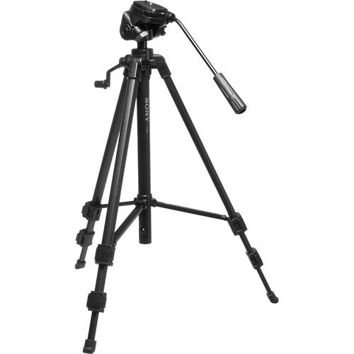 Sony VCT-R640 Lightweight Video Tripod