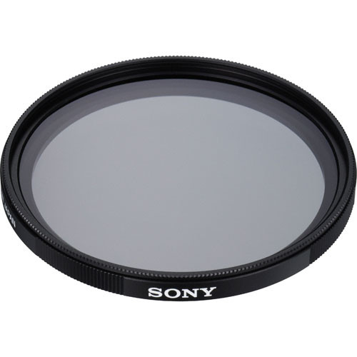 Sony 49mm Circular Polarizing Glass Filter