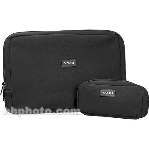 Sony VGP-AMC2 VAIO Neoprene Carrying Case with AC Adapter Case