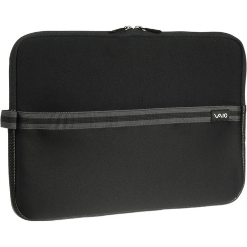 "Sony 11"" VAIO Laptop Sleeve (Black)"