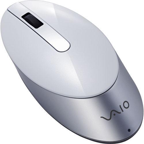 Sony VAIO Bluetooth Wireless Mouse - VGP-BMS5P/W (White)