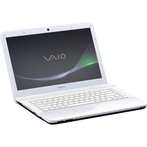 "Sony VAIO EA VPCEA33FX/W 14"" Notebook Computer (Coconut White)"