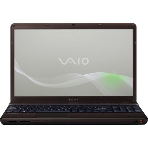 """Sony VAIO EB VPCEB23FX/T 15.5"""" Notebook Computer (Matte Brown)"""