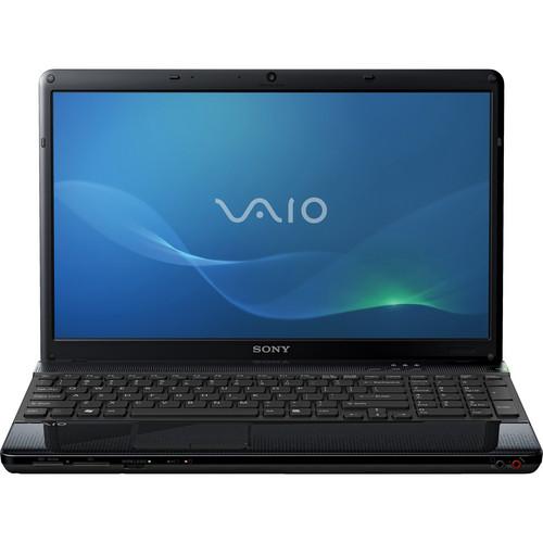 "Sony VAIO EB VPCEB27FX/B 15.5"" Notebook Computer (Glossy Black)"