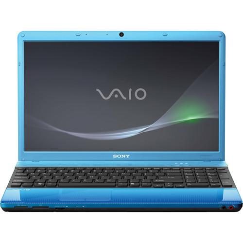 "Sony VAIO EB VPCEB27FX/L 15.5"" Notebook Computer (Glossy Blue)"