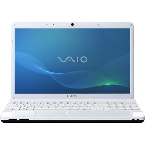 """Sony VAIO EE VPCEE26FX/WI 15.5"""" Notebook Computer (Matte White)"""