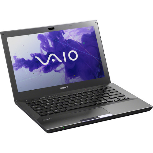 """Sony VAIO SA4 VPCSA45GX/BI 13.3"""" Notebook (Jet Black)"""