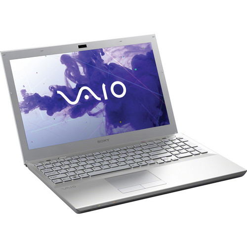 """Sony VAIO S Series VPCSE23FX/S 15.5"""" Notebook Computer (Silver)"""