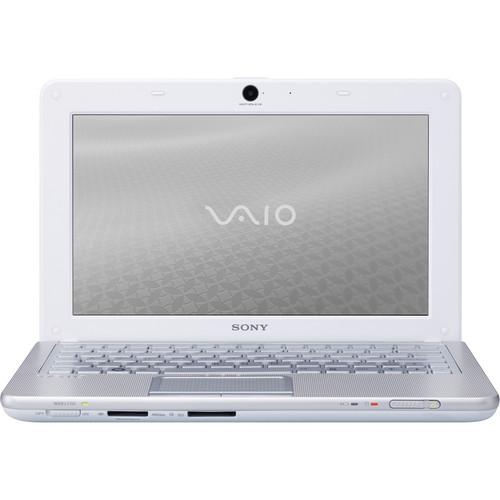Sony VAIO W VPCW121AX/W Netbook Computer (Sugar White)