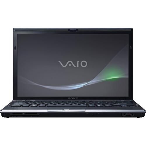 """Sony VAIO Z VPCZ127GX/B 13.1"""" Notebook Computer (Black)"""