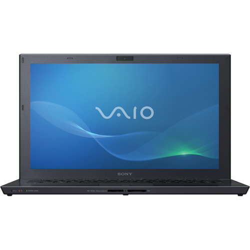 "Sony Signature VAIO Z2 VPCZ21TGX/X 13.1"" Notebook Computer (Premium Carbon Black)"