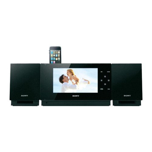 Sony WHG-SLK1i Micro Hi-Fi System with Video