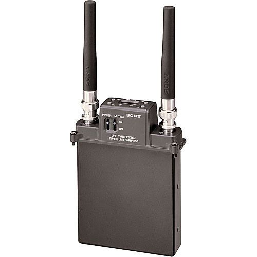 Sony WRR-855S42 Portable Diversity UHF Receiver