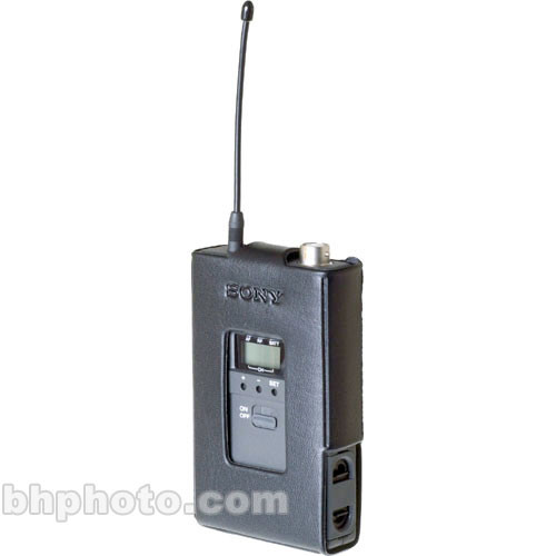 Sony WRT822B Body Pack Transmitter (30)