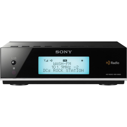 Sony XDR-F1HD HD Radio Receiver