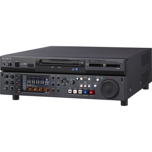 Sony XDS-PD1000 Professional Media Station