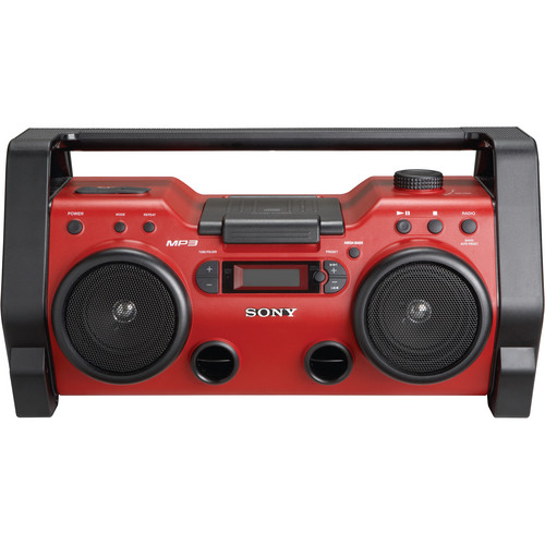 Sony ZS-H10CP Heavy Duty CD Radio