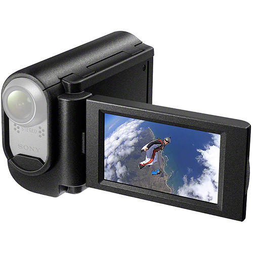 Sony Grip-Style LCD Unit for Action Cam