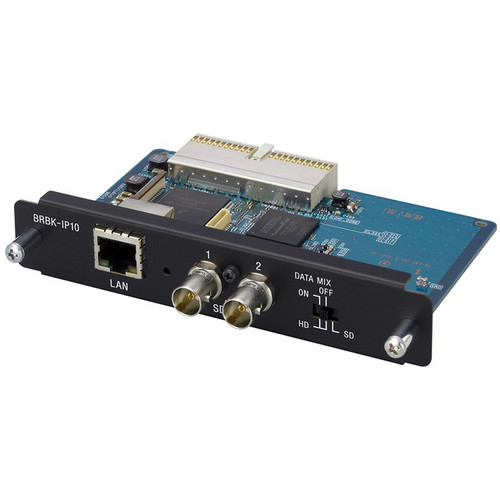 Sony BRBK-IP10 BRC Camera IP Control Interface Card