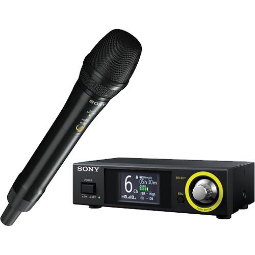 Sony DWZ-M50 Digital Wireless Vocal Set