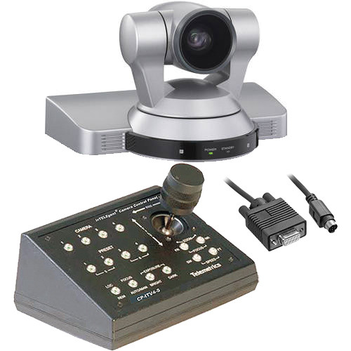 Sony PTZ Camera Kit with Sony EVI-HD1 and a Telemetrics Control Panel