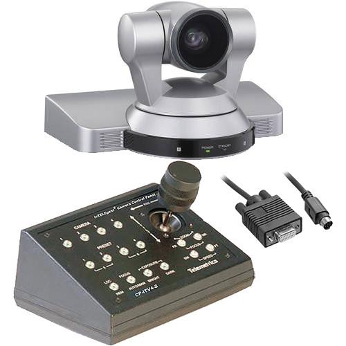 Sony PTZ Camera Kit with Sony EVI-HD1 and a Telemetrics Control Panel