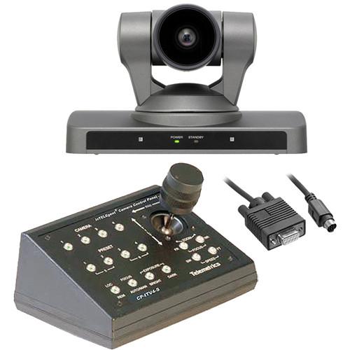 Sony PTZ Camera Kit with Sony EVI-HD7V and a Telemetrics Control Panel