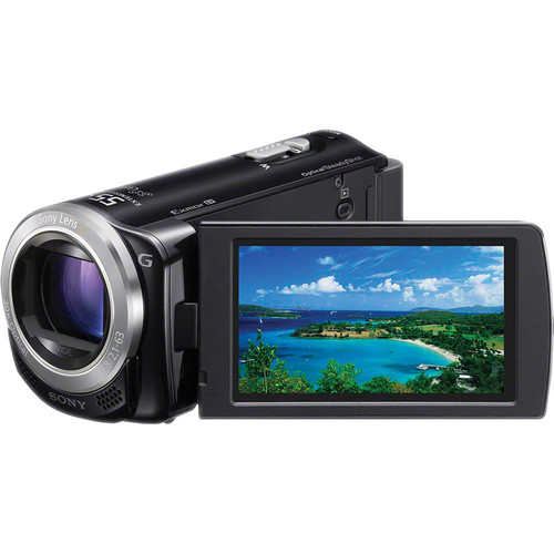 Sony HDR-CX260E High Definition Handycam Camcorder (PAL) (Black)