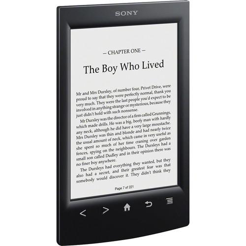 Sony PRS-T2 eReader (Matte Black)