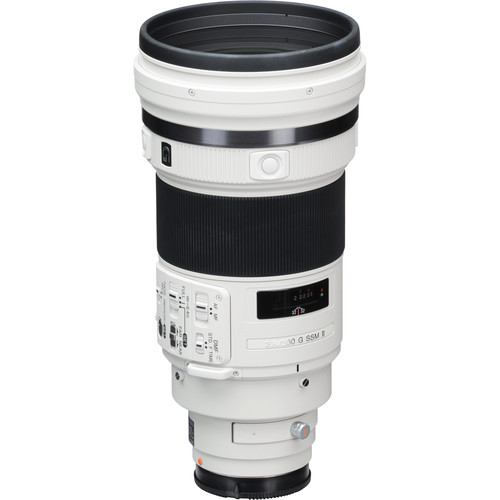 Sony 300mm F/2.8G II Telephoto Prime Lens