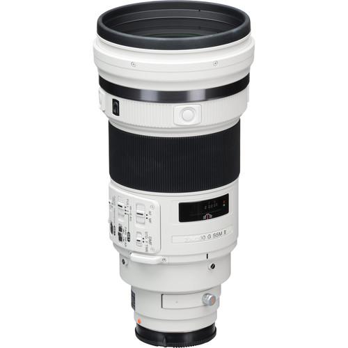 Sony 300mm f/2.8 G SSM II Lens