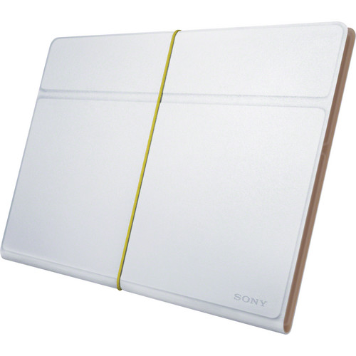 Sony Xperia Tablet S Leather Cover (White)