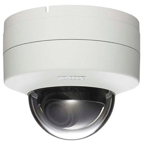 Sony SNC-DH140T Network 720p HD Vandal Resistant Minidome Camera with View-DR Technology
