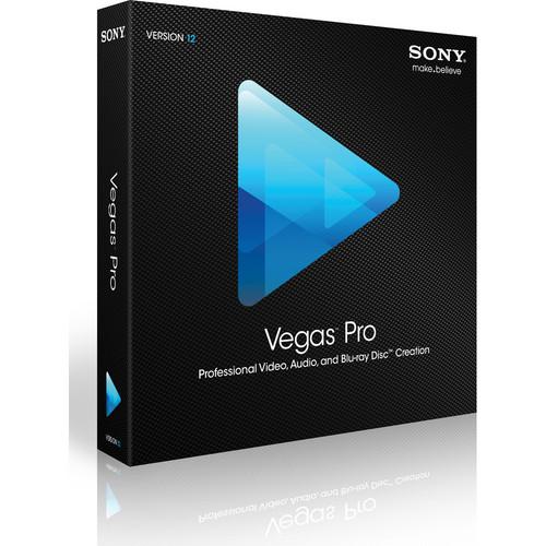 Sony Vegas Pro 12