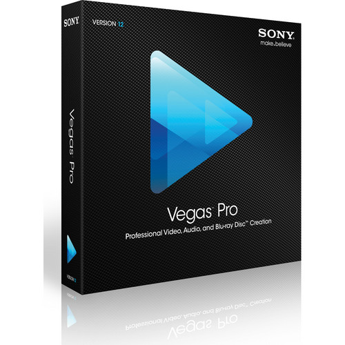 Sony Vegas Pro 12 (Slip Sleeve Package)