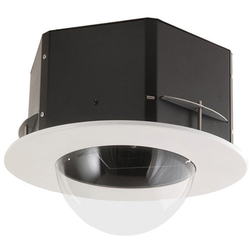 """Sony UNI-ID7C3 7"""" Indoor Recessed Ceiling Housing (Clear Bubble)"""