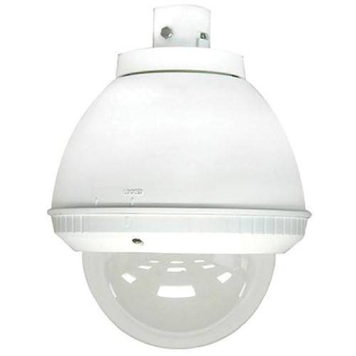 "Sony UNI-INS7C1 7"" Indoor Pendant Mount Housing (Clear Bubble)"