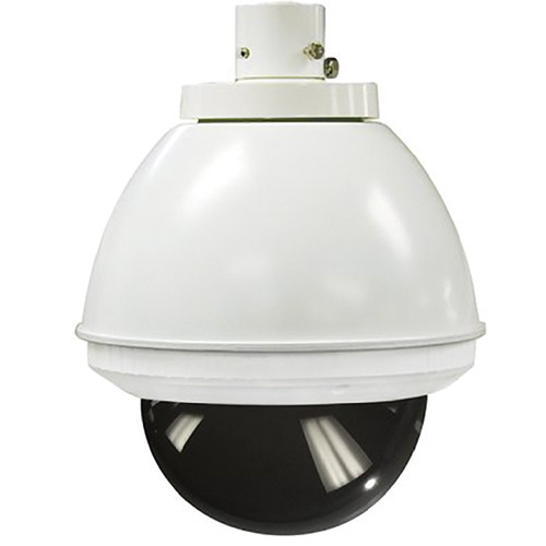 "Sony UNI-INS7T1 7"" Indoor Pendant Mount Housing (Tinted Bubble)"