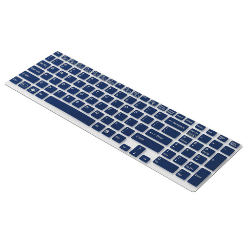 "Sony Keyboard Skin for Sony VAIO 15"" S Series Laptops (Sodalite Blue)"