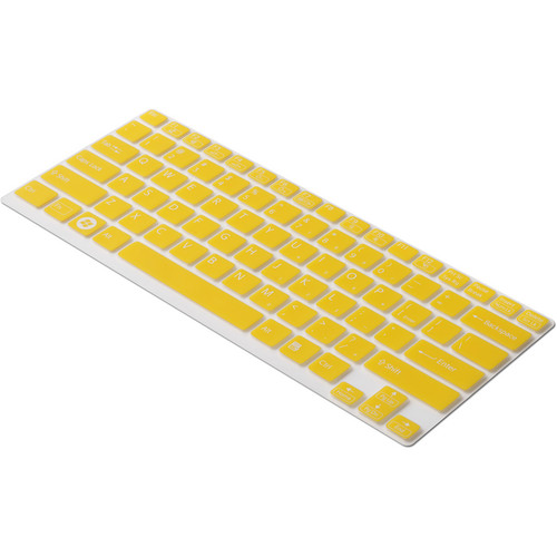 "Sony Keyboard Skin for Sony VAIO 13"" S Series (Clear/Yellow)"
