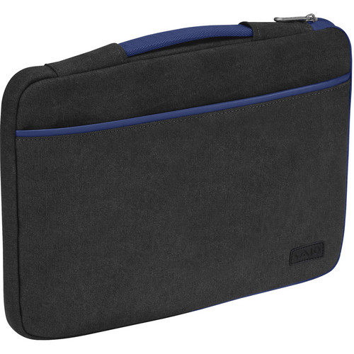 Sony VAIO Laptop Carrying Case (Black with Blue Trim)